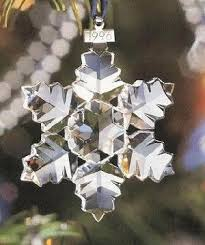 ornaments retired dated sw annual edition and snowflakes