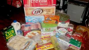 thanksgiving haul shopping at 99 cents store vons a foods