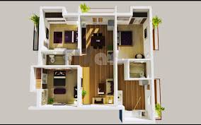 bedroom compact 2 bedroom apartments 3d ceramic tile pillows