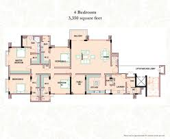 4 bedroom apartment the residences kenya