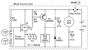 security electronics systems and circuits u2014 part 3 nuts u0026 volts