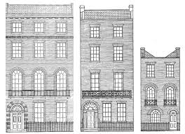 town home plans regency era house plans house interior