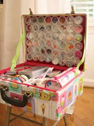 25 beautifully creative ways to recycle vintage suitcases at home