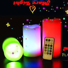 Battery Operated Lights For Pictures by Online Shop Christmas 18 Key Remote Control Flameless Led Candles