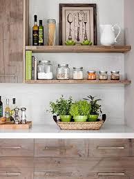 kitchen styling ideas 25 open shelf ideas to make your kitchen more spacious than it
