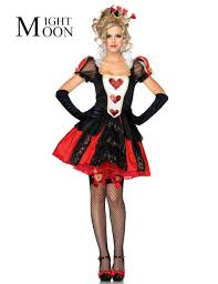 online get cheap queen hearts costume aliexpress com alibaba group