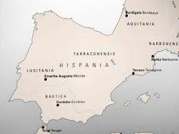 Cordoba World Map by Hispania
