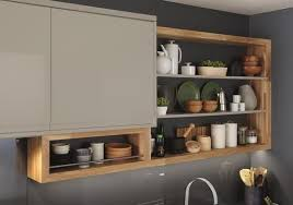 how to fit howdens corner fillet howdens bespoke open shelving from 40mm oak worktop