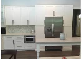 gray kitchen cabinets with white crown molding should i put crown molding on my kitchen cabinets