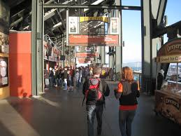 at t park lexus dugout club 9 3 11 at the oakland coliseum and at u0026t park the baseball collector