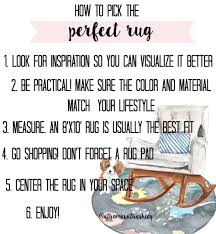 How To Pick A Rug Picking The Perfect Living Room Rug At Home With Ashley