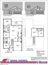 3 car garage dimensions bell grove adams homes