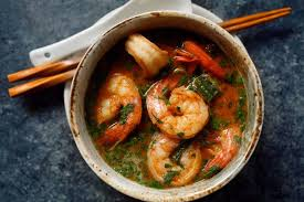 mario batali s spicy shrimp sauté recipe nyt cooking
