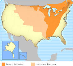 usa map louisiana purchase interactives united states history map colonists