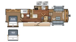 jayco eagle 339flqs 5th wheel floor plan