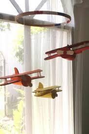 Airplane Kids Room by Denton U0027s Vintage Airplane Travel Nursery Airplane Nursery