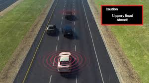 cadillac cts traction v2v safety technology now standard on cadillac cts sedans 3bl media