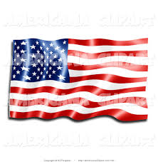 Americana Flags Americana Clip Art Of A Patriotic New Red White And Blue American