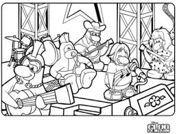 coloring pages of club penguin club penguin puffle to print free coloring pages on art coloring