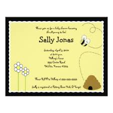 bumblebee baby shower bumble bee baby shower invitations baby shower invitations