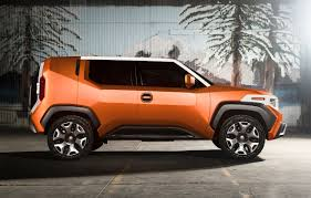 upcoming toyota tj cruiser the return of pontiac and off road in a