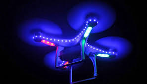 10 drones with led lights april 2017 edition dronesglobe
