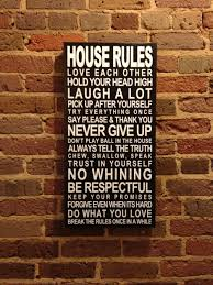 Family House Rules by House Rules Ssujan U0027s Blog