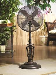 outdoor standing fans patio love this outdoor fan great for the patio and deck outdoor