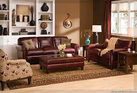 Burgundy Living Room by Brown And Burgundy Living Room Ideas