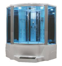 bath ws 701 steam shower w whirlpool bathtub combo unit