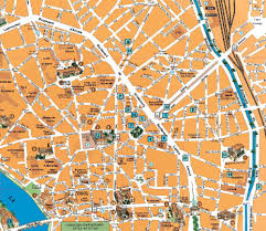 Detailed Map Of France by Large Toulouse Maps For Free Download And Print High Resolution