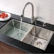 American Standard Gauge DoubleBasin DropIn Or Undermount - American standard undermount kitchen sink