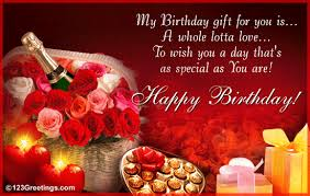 free ecard birthday birth day greeting card photo a whole lotta free birthday