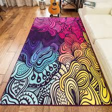 Cheap Large Area Rug Colorful Area Rugs Cheap Roselawnlutheran Throughout Large For