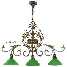 vintage hardware u0026 lighting antique pool table light fixture