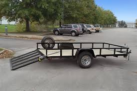 jeep utility trailer heavy duty professional grade 6x12 utility trailer gatormade
