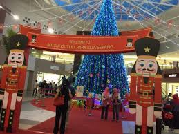 decorations picture of mitsui outlet park klia sepang