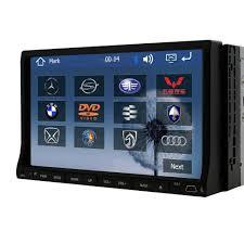 nissan qashqai head unit eincar online double 2 din gps navigation car stereo receiver 7