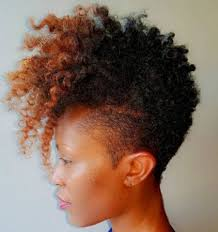elegant mohawks for natural hair with regard to invigorate