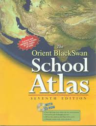 Books About Flags The Orient Blackswan Atlas With Cd Amazon In Obs Books
