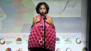 aishu fancy dress competition youtube