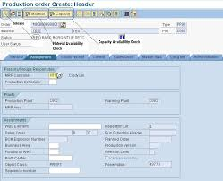 sap production order table creating a sap production order process order saps word we sap