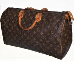 speedy si e social authentic vintage louis vuitton monogram canvas speedy 40 handbag