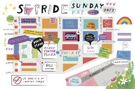 Giants Parade Route Map by Sf Pride Events Things To Do In San Francisco San Francisco U0027s
