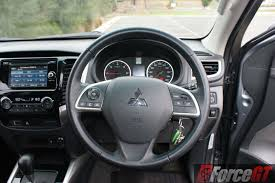 triton mitsubishi 2016 mitsubishi cars review triton gls 2016 at 45 steering wheel