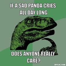 Sad Panda Meme - sad panda meme more information djekova
