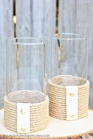 diy nautical home decor nautical inspired sisal rope home decor projects