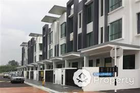 3 storey house property for sale at usj one park 3 storey house usj below market