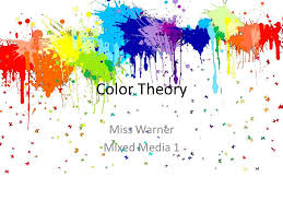 color theory miss warner mixed media 1 color theory painting