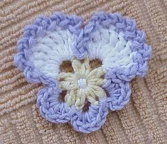 Crocheted Flowers - 87 best flores images on pinterest crocheted flowers flower